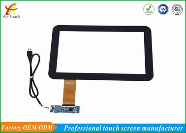 Layar Sentuh USB Powered Monitor, Layar LCD Panel Sentuh 11,6 High Precision