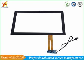 Layar Plug and Play Capacitive Touch Panel 18,5 Inch, Struktur G + G