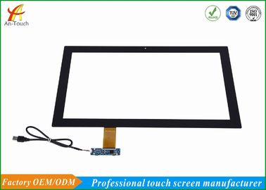 Capacitive 10 Point Smart Home Panel Sentuh, 21,5 Inch Touch Screen Overlay Kit