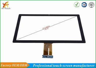 Cina Proyektor Capacitive Touch Overlay Kit Layar 27 Inch, 2.0mm Cover Lens pabrik