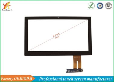 Cina 13.3 Inch Waterproof Touch Panel, Tablet Touch Screen Digitizer Replacement pabrik