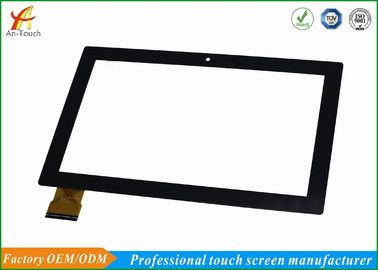 Custom KTV Touch Screen Panel 10.1 Inch CTP 1920x1080 1.1MM Tebal