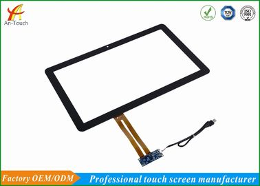 Capacitive KTV Touch Screen Overlay Kit 21,5 Inch, 10 Point Multi Touch Panel