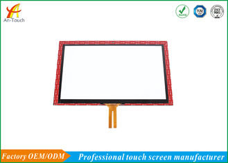 Proyeksi Capacitive Touch Panel