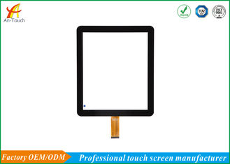 Layar LCD Java Touch Screen, Panel Layar Sentuh Capacitive Tahan Air