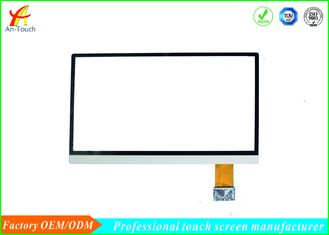 Layar Sentuh Kapasitif Komersial USB, Panel Sensitif Multi Touch
