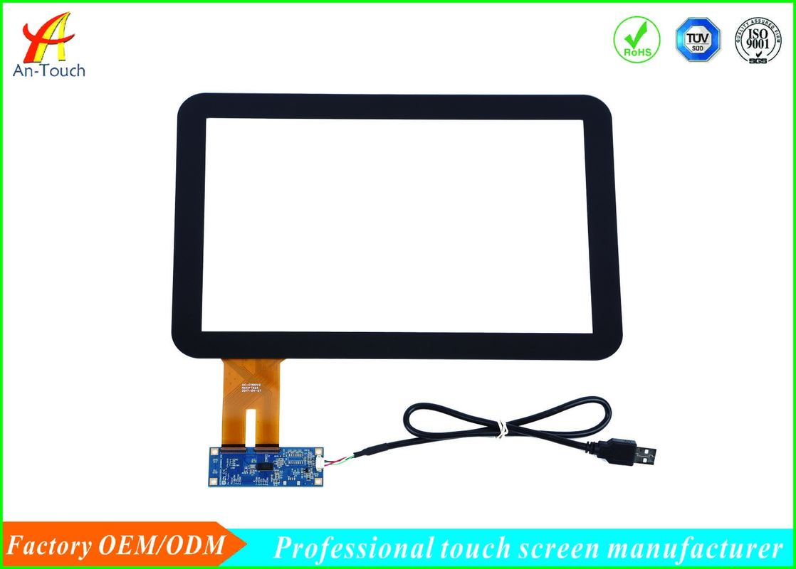 Comeerial 12.1 Inch Touch Screen Panel, Capacitive Touch Sensitive Screen pemasok